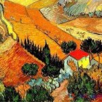 Van Gogh Landscape