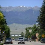 WESTCLIFFE, CO - JULY 13: A general view of downtown Westcliffe, CO on July 13, 2016. Custer County ranked fifth for its income gap out of 3,064 U.S. counties examined by the Keystone Research Center in Harrisburg, Pa. (Photo by Michael Reaves/The Denver Post)